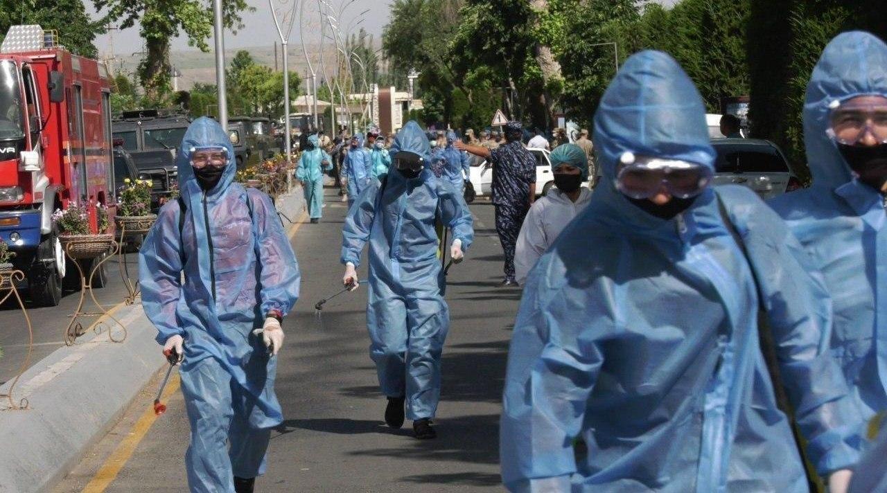 Пандемия COVID-19. 13 октября