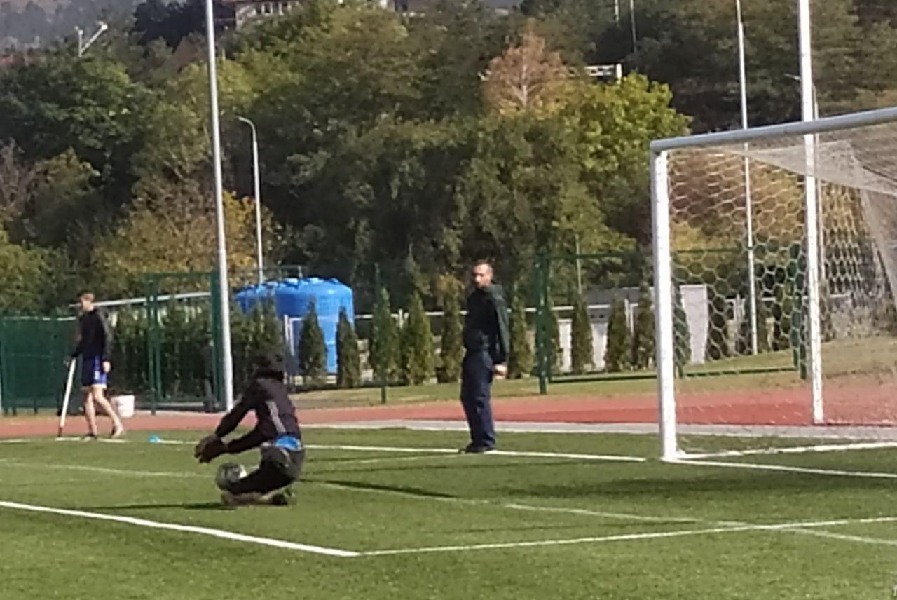 Второй тур чемпионата и первенства СК по футболу среди ветеранов прошел в Кисловодске