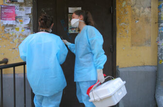 Пандемия COVID-19. 19 октября