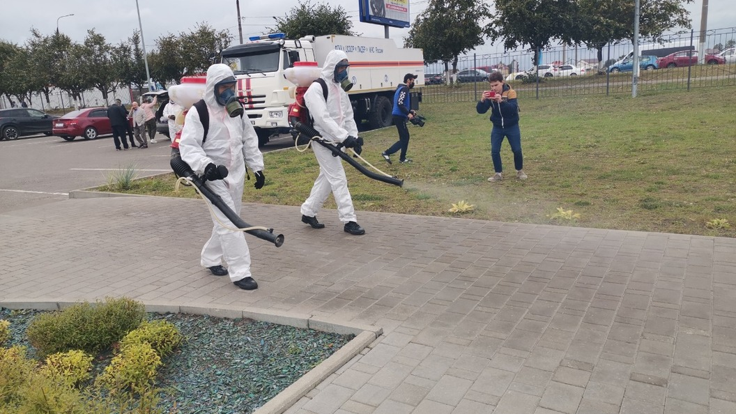 Пандемия COVID-19. 24 октября