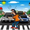 Более ста нарушений ПДД со стороны пешеходов и водителей выявили кисловодские госавтоинспекторы