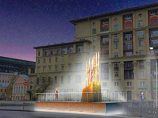 На Никитском бульваре установят монумент, посвященный погибшим журналистам