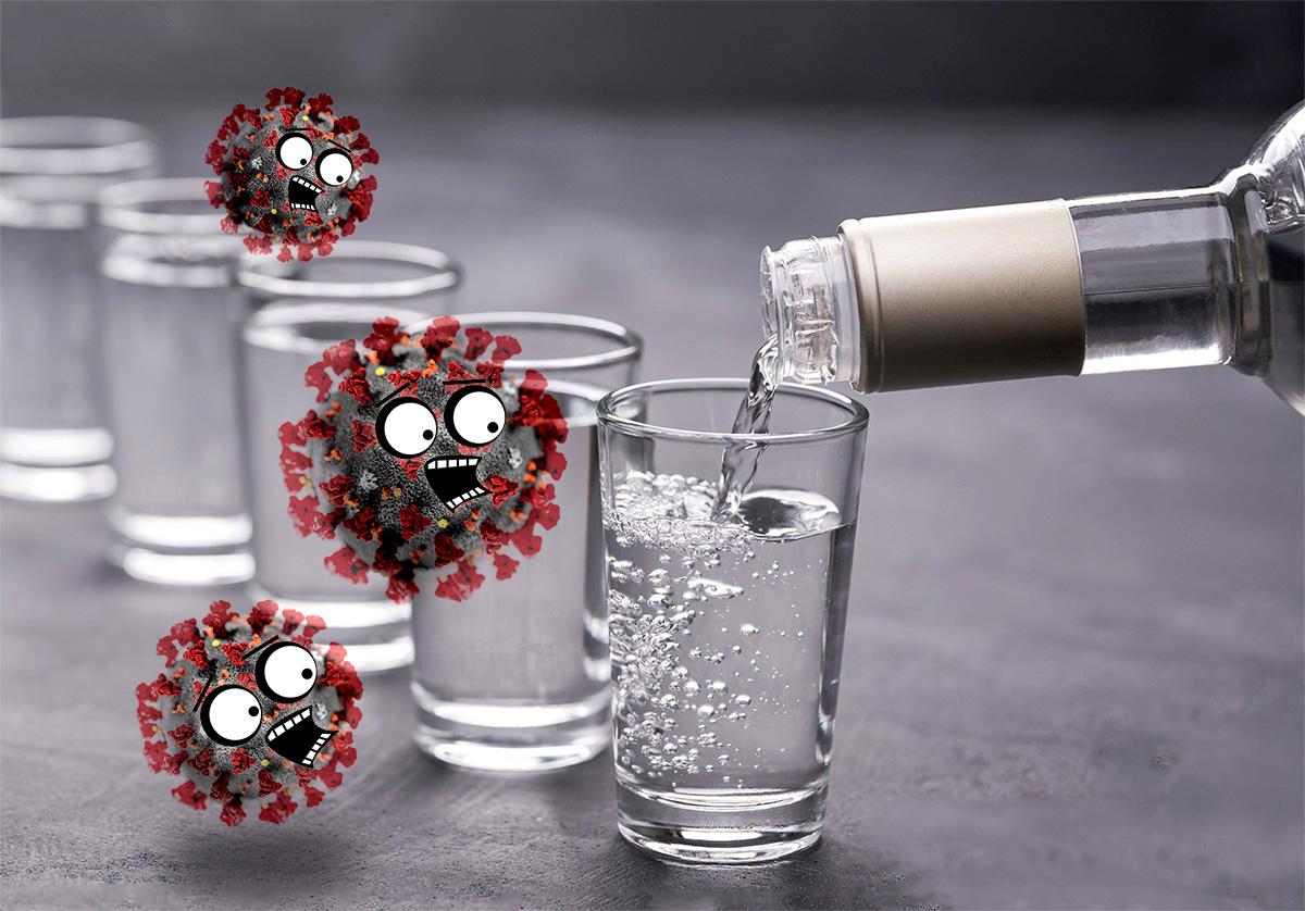 Алкоголь при коронавирусе: насколько опасен и как влияет