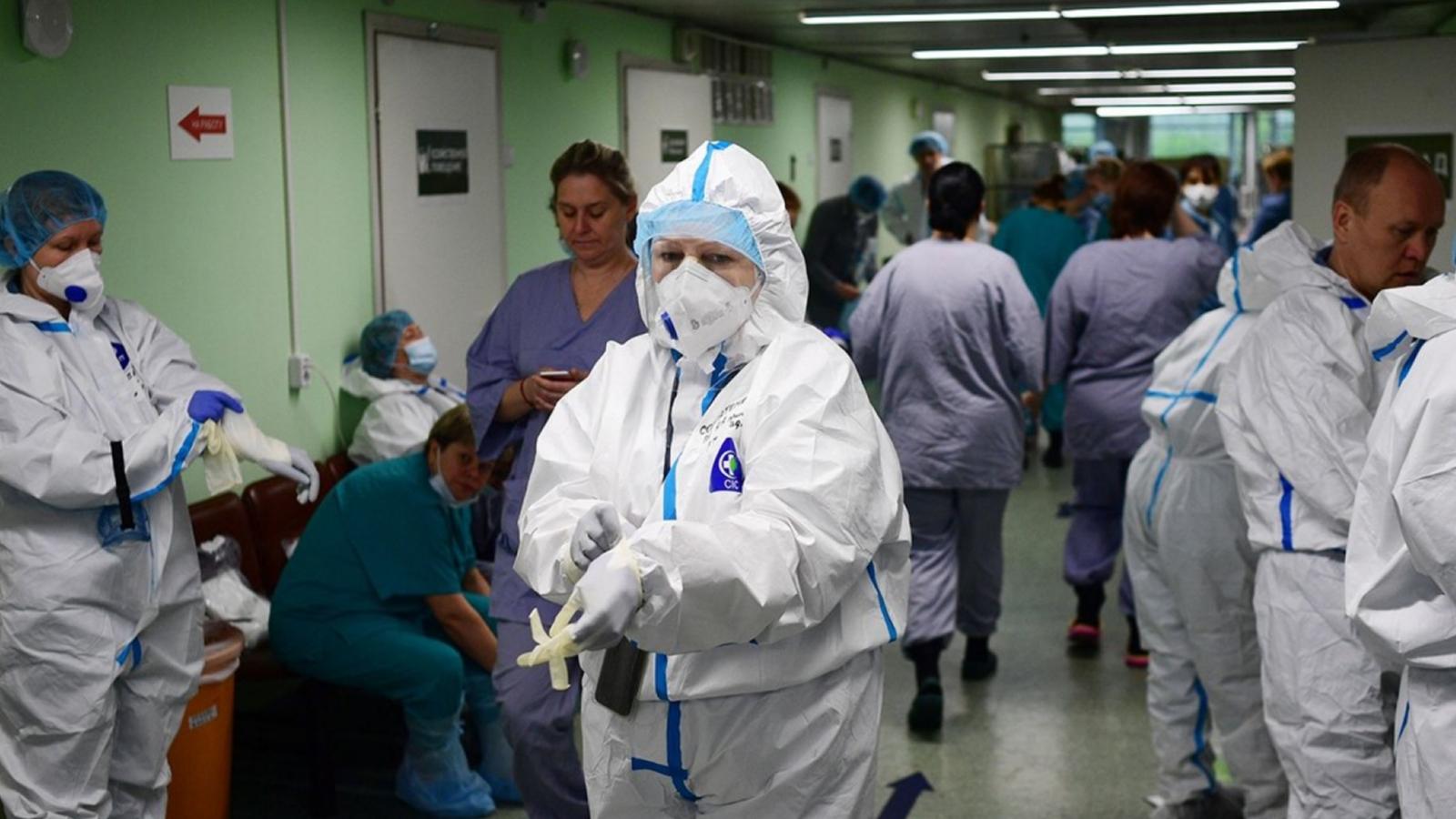 Пандемия COVID-19. 11 ноября