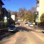В Пятигорске в ДТП пострадала 11–летняя школьница