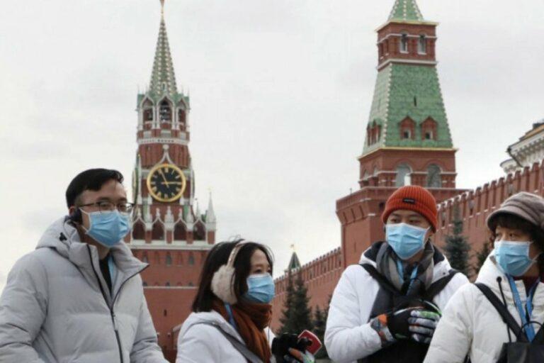 Пандемия COVID-19. 13 ноября