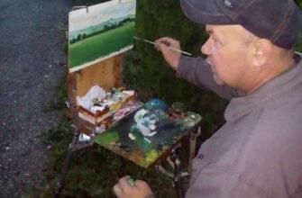Новые работы Алексея Травкина - ко Дню полиции