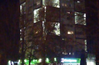 Вечерняя красота Кисловодска