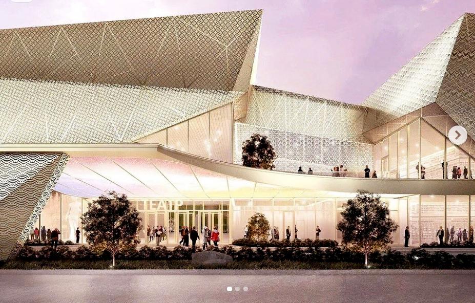 Проект многофункционального культурного центра на месте кисловодского кинотеатра «Россия» проходит Госэкспертизу