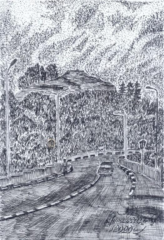 Кисловодск. Гора Пикет