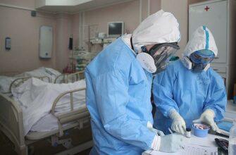 Ситуация с коронавирусом в РФ, по словам главы Минздрава, остается очень напряженной