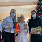 Всероссийская социальная акция «Полицейский Дед Мороз» прошла в Кисловодске