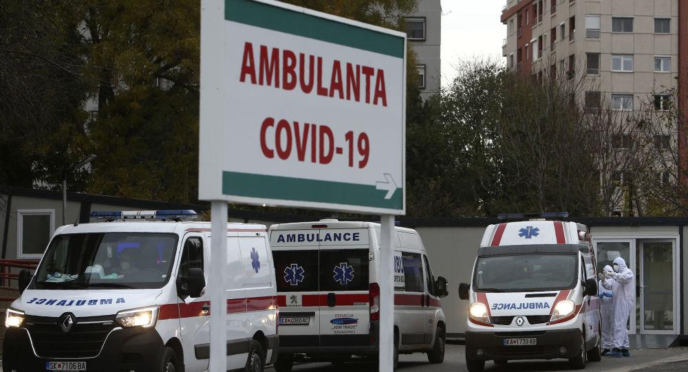 Пандемия 23 декабря: в России, в Ставропольском крае и в мире