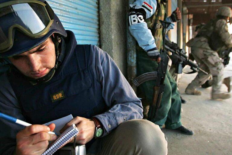 Внимание: курсы для журналистов по обучению безопасности