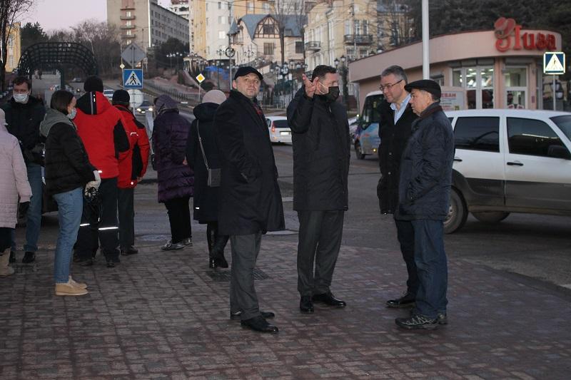 Кисловодск с рабочей поездкой посетил Председатель комитета Совета Федерации по бюджету Анатолий Артамонов
