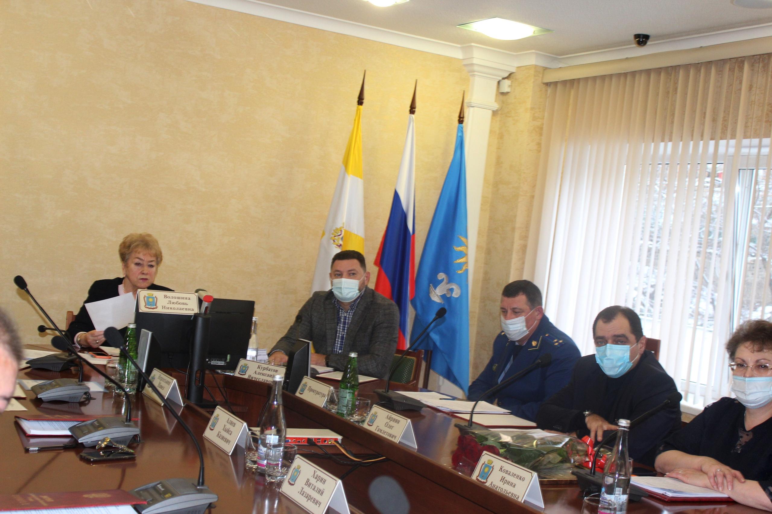 Принятый кисловодскими депутатами городской бюджет основан на наказах избирателей
