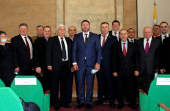Александр Курбатов избран главой Кисловодска на следующие пять лет