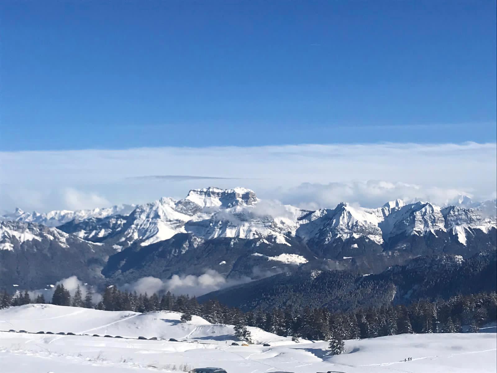 С православным Рождеством! Поздравление из Альп жителям Кавминвод