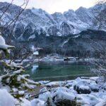 Поздравление жителям Кавминвод из Альп: с православным Рождеством и январскими праздниками!
