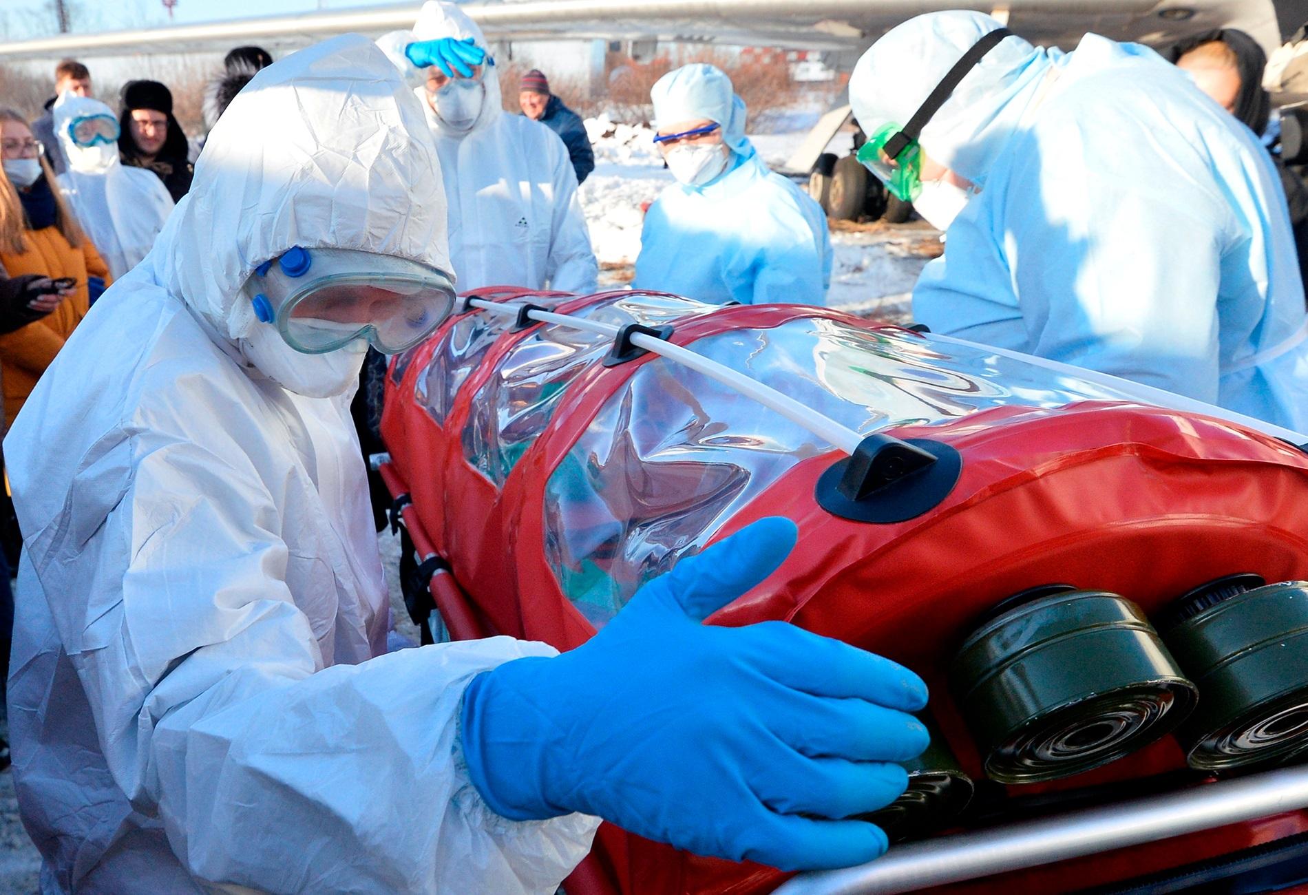 Пандемия 15 января: в России, в Ставропольском крае и в мире