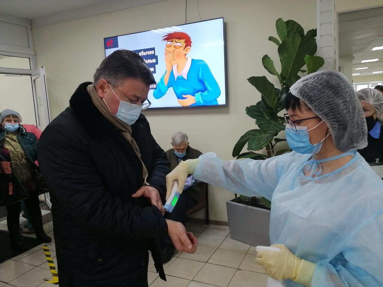 Пандемия 22 января: в России, в Ставропольском крае и в мире