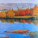 «Северный Кавказ — швейцарские пейзажи…»