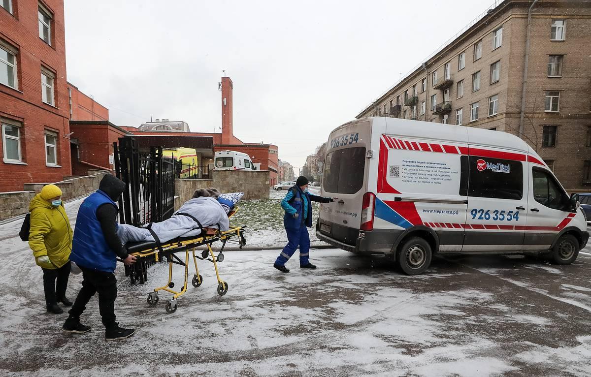 Пандемия 16 января: в России, в Ставропольском крае и в мире