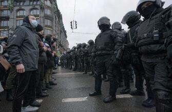 Участникам акций 31 января в поддержку оппозиционера Алексея Навального грозят нешуточно