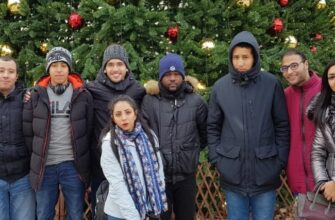 Иностранные студенты ПМФИ знакомятся с культурными традициями народов России