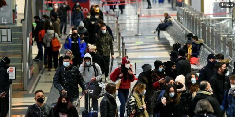 Пандемия 1 января: в России, в Ставропольском крае и в мире