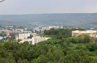 К 2024 году на территории Кисловодска появятся 17 объектов санкура почти на две с половиной тысячи мест