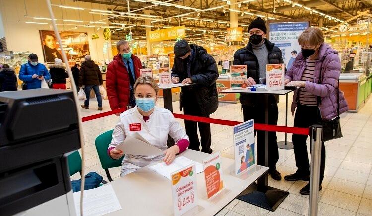 Пандемия 27 января: в России, в Ставропольском крае и в мире