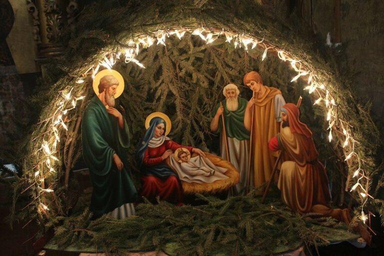 С Рождеством Христовым, дорогие друзья!