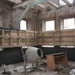Реконструкция исторического здания гимназии Васильевой идет полным ходом