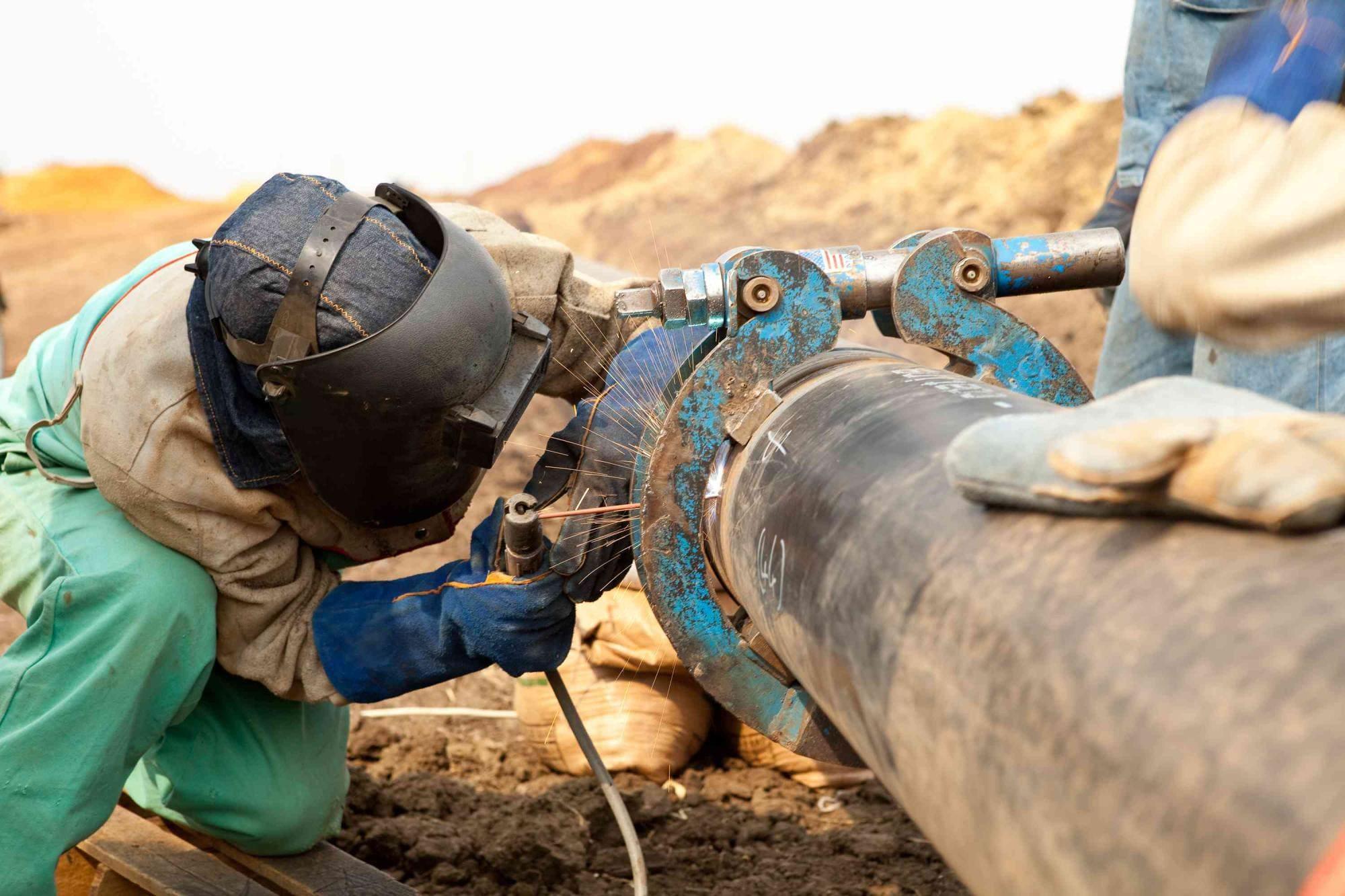 Асфальт на кисловодских дорогах, снятый при прокладке газопровода, обещают восстановить