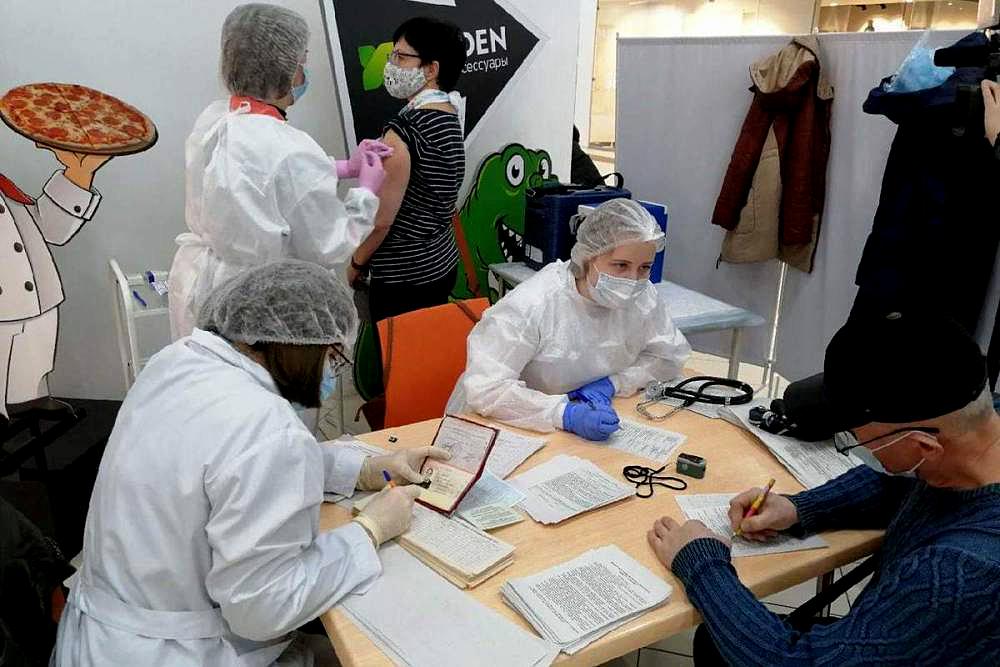 Пандемия 8 февраля: в России, в Ставропольском крае и в мире