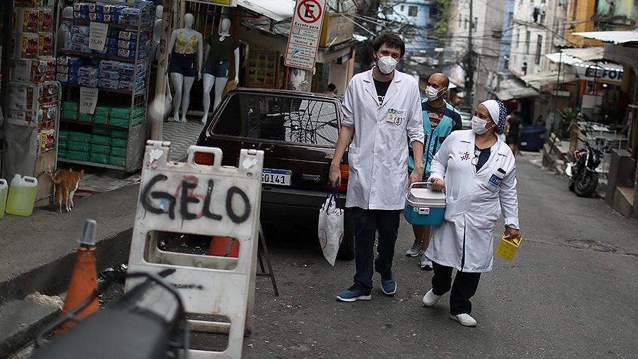 Пандемия 13 февраля: в России, в Ставропольском крае и в мире