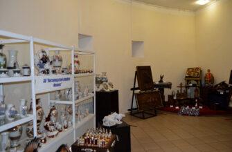 """В музее """"Крепость"""" открывается выставка«Народные художественные промыслы Ставрополья 2021»"""