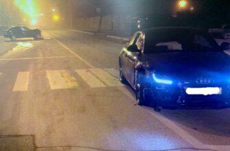 В ОГИБДД Кисловодска прокомментировали аварию на проспекте Победы