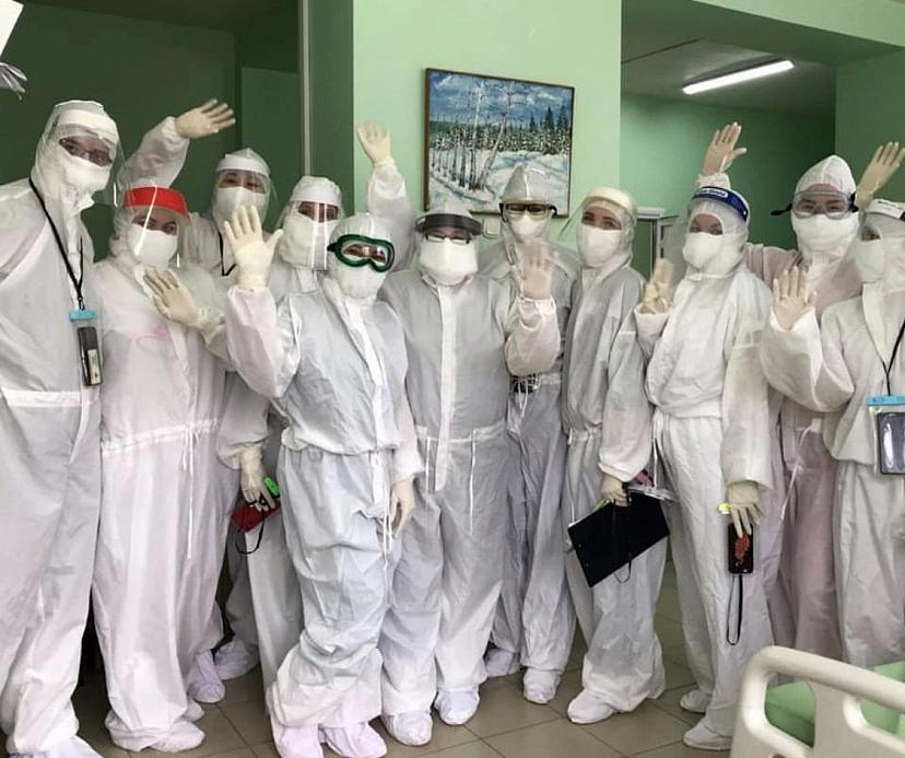 Пандемия 14 февраля: в России, в Ставропольском крае и в мире