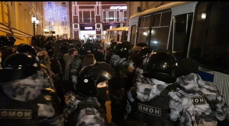 По следам протестных акций: президенту не показывали записи обращений граждан