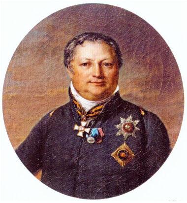 ЗНАТОК КАВКАЗА А.Ф.РЕБРОВ.