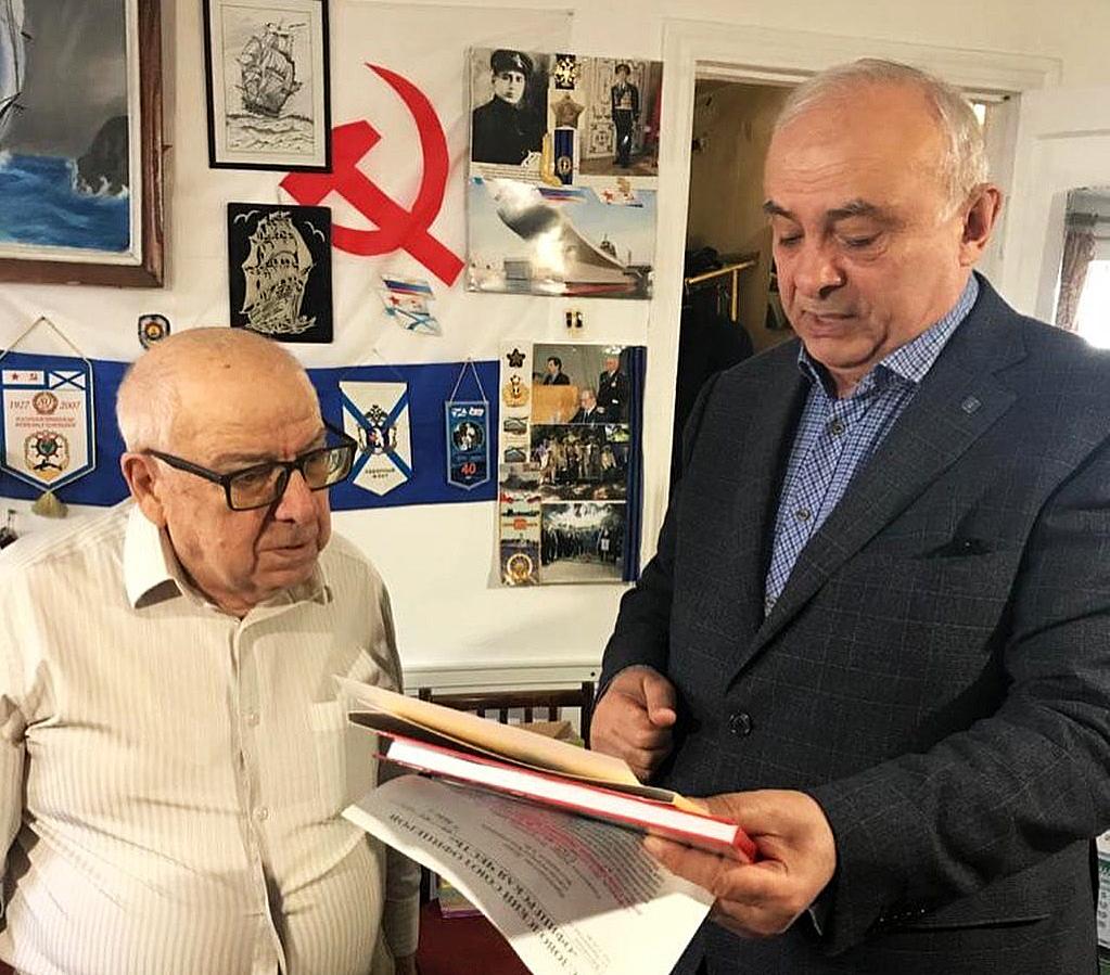 С юбилеем, Валерий Григорьевич!