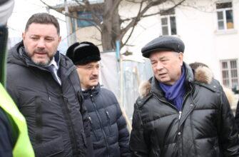 """Кисловодск - курортная """"витрина"""" страны, считает сенатор Анатолий Артамонов"""