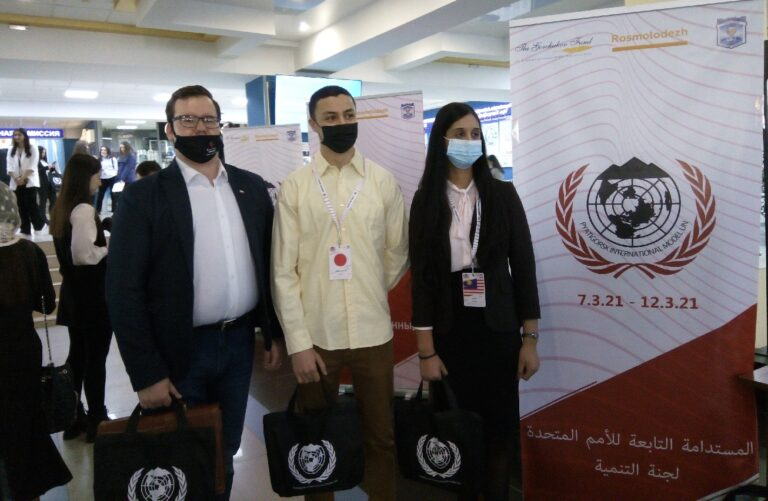 Студенты-медики из ПМФИ поработали в двух комитетах V Пятигорской международной Модели ООН