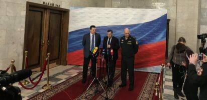 Безопасность, внешний вид и поведение журналистов на несанкционированной акции обсуждали в комитете Госдумы