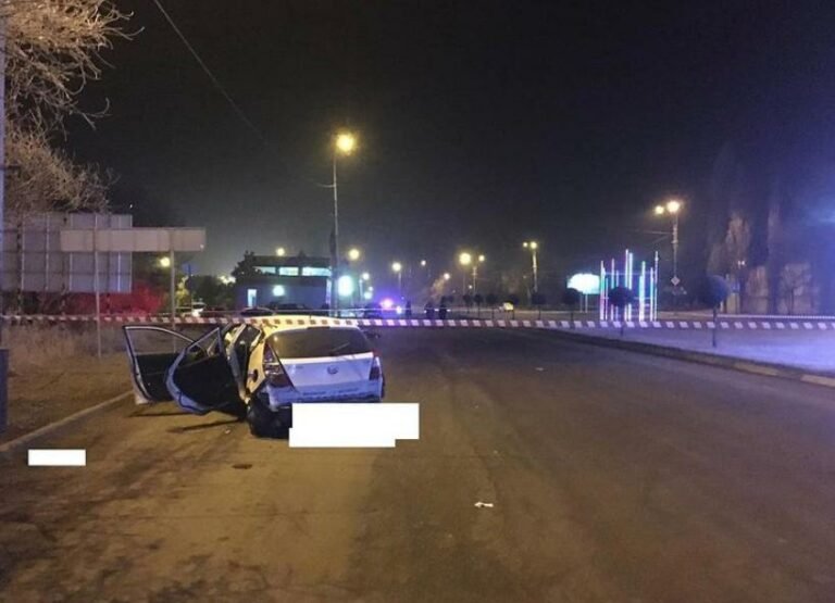 Смертельное ДТП произошло в ночь на 15 марта в Кисловодске