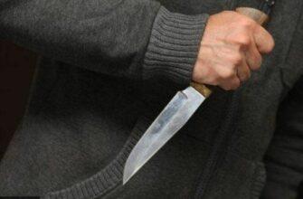 Три удара ножом, здоровью вред легкий   – а одним уголовником больше