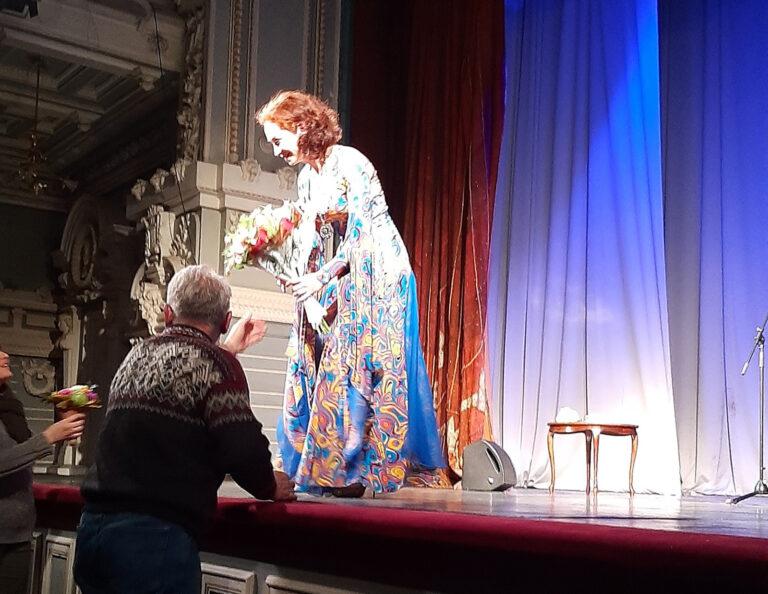 Анна Большова подарила публике Кавминвод незабываемый вечер