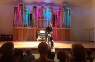 От барокко до современности: органный концерт в зале имени Скрябина прошел на одном дыхании